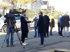 Ben Weyts in Glabbeek