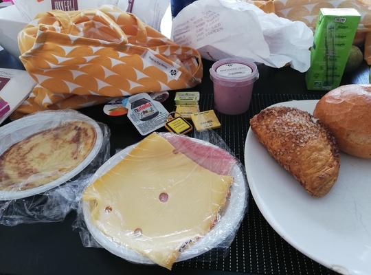 Ontwaak met een heerlijk ontbijt van N-VA Glabbeek