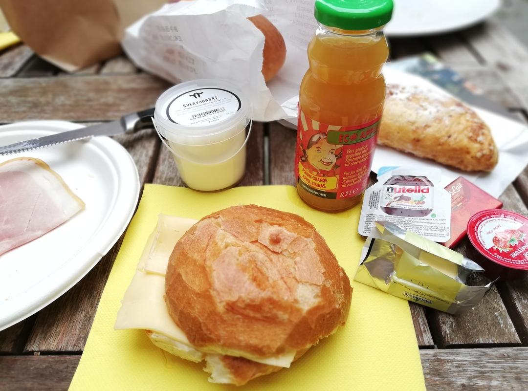 Ontwaken met onze heerlijke ontbijtmand