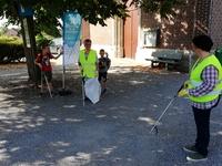 World Cleanup Day in Glabbeek